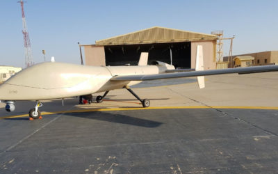UAVOS Expands SAKER MALE UAS family in collaboration with KACST