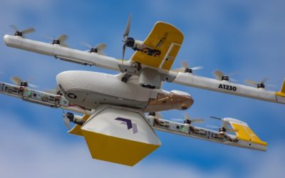 Wing is doing a brisk drone delivery business worldwide