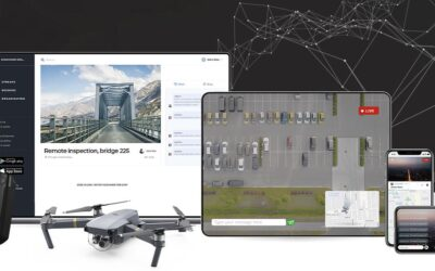 DroneStream launches Enterprise 2.0 and raises seed investment with Sony