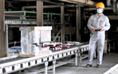 Daikin gives drones a whirl to slash plant inspection times