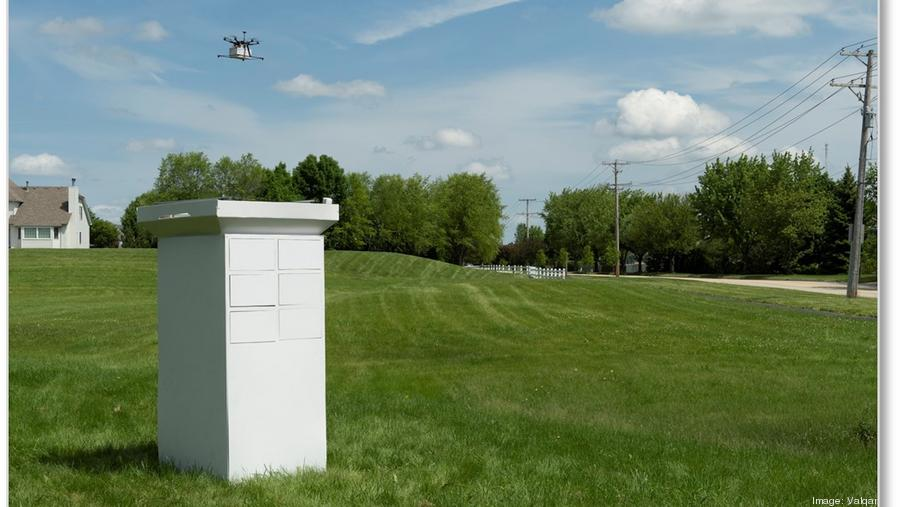 Drone delivery mailbox maker Valqari lands $500K and manufacturing deal from AgEagle
