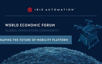 Iris Automation joins World Economic Forum's Global Innovators Community
