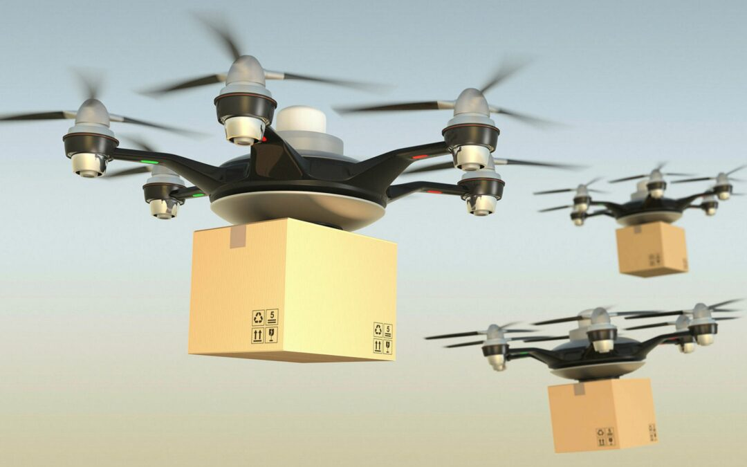 UK regulator gives green light to delivery drone trials